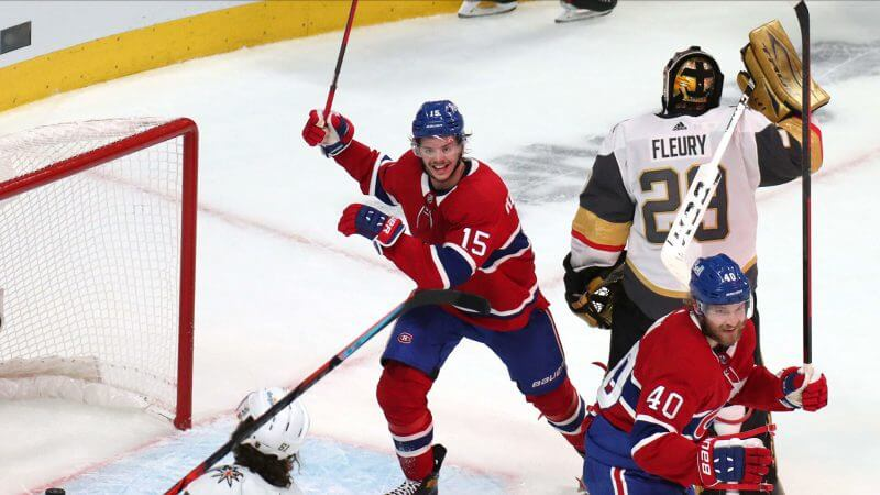 Монреаль — Вегас. Прогноз на матч. 21.06.2021. НХЛ. Плей-офф
