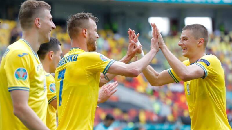Украина — Австрия. Прогноз на матч. 21.06.2021. Чемпионат Европы. Групповой этап