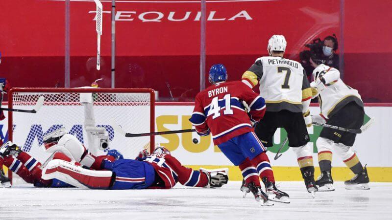 Монреаль — Вегас. Прогноз на матч. 25.06.2021. НХЛ. Плей-офф
