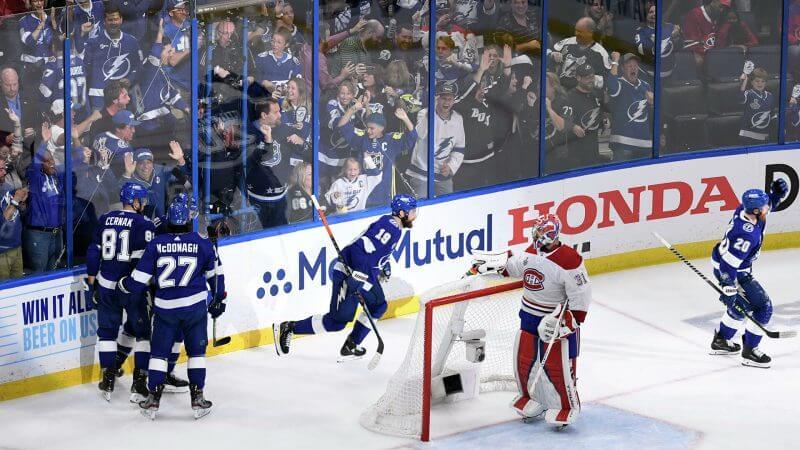Монреаль — Тампа-Бэй. Прогноз на матч. 03.07.2021. НХЛ. Плей-офф