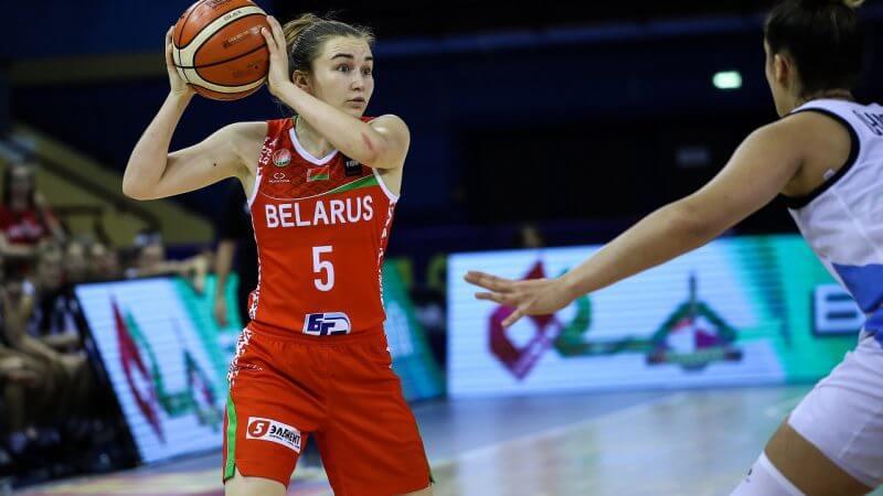 Франция 20 — Беларусь 20. Прогноз на матч. 17.07.2021. Женщины. Еврочеллендж U-20.