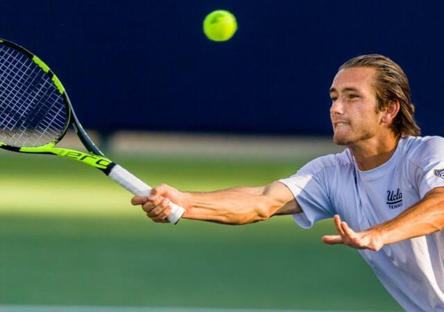 Лос-Кабос. ATP. Мужчины. Квалификация. 1/2 финала.  Гейдж Браймер — Алекс Рыбаков. 18.07.2021 г