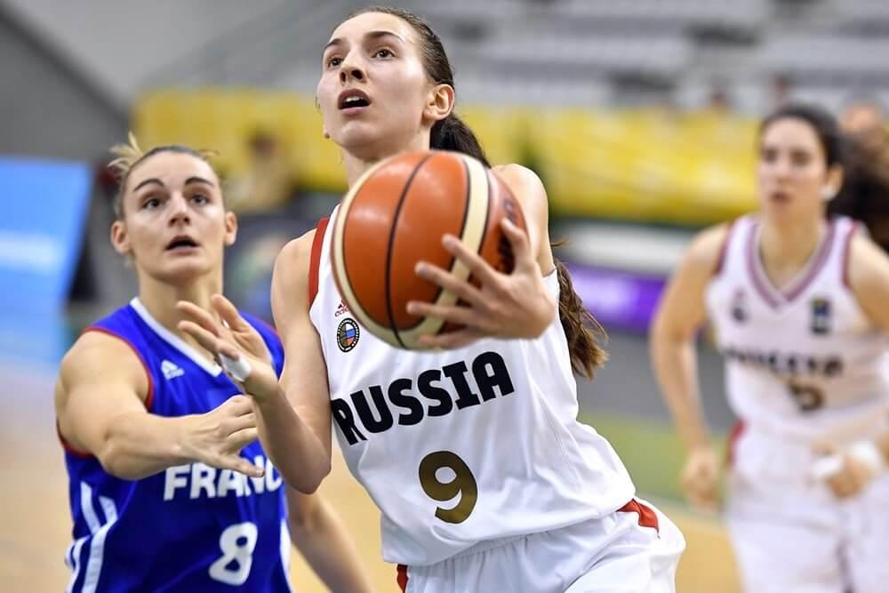 Грузия 20 — Франция 20. Прогноз на матч. 20.07.2021. Женщины. Еврочеллендж U-20.