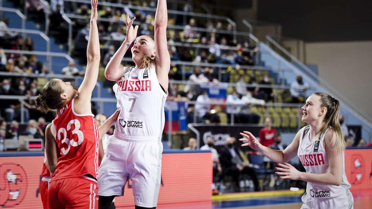 Россия 20 — Украина 20. Прогноз на матч. 21.07.2021. Женщины. Еврочеллендж U-20.