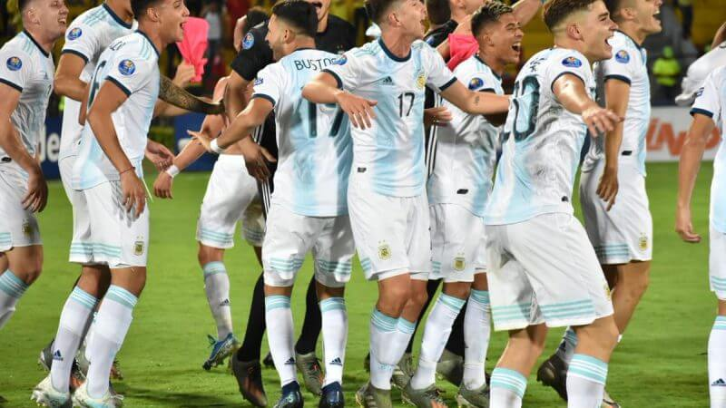 Аргентина — Австралия. Прогноз на матч. 22.07.2021. Олимпийские Игры. Групповой этап
