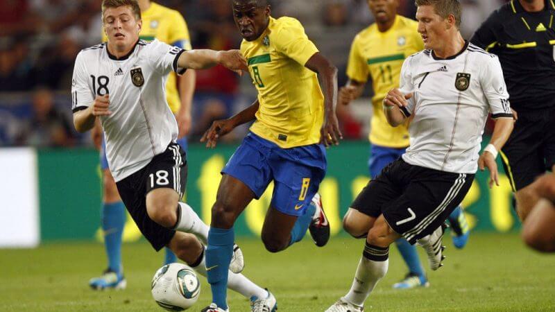 Бразилия — Германия. Прогноз на матч. 22.07.2021. Олимпийские Игры. Групповой этап