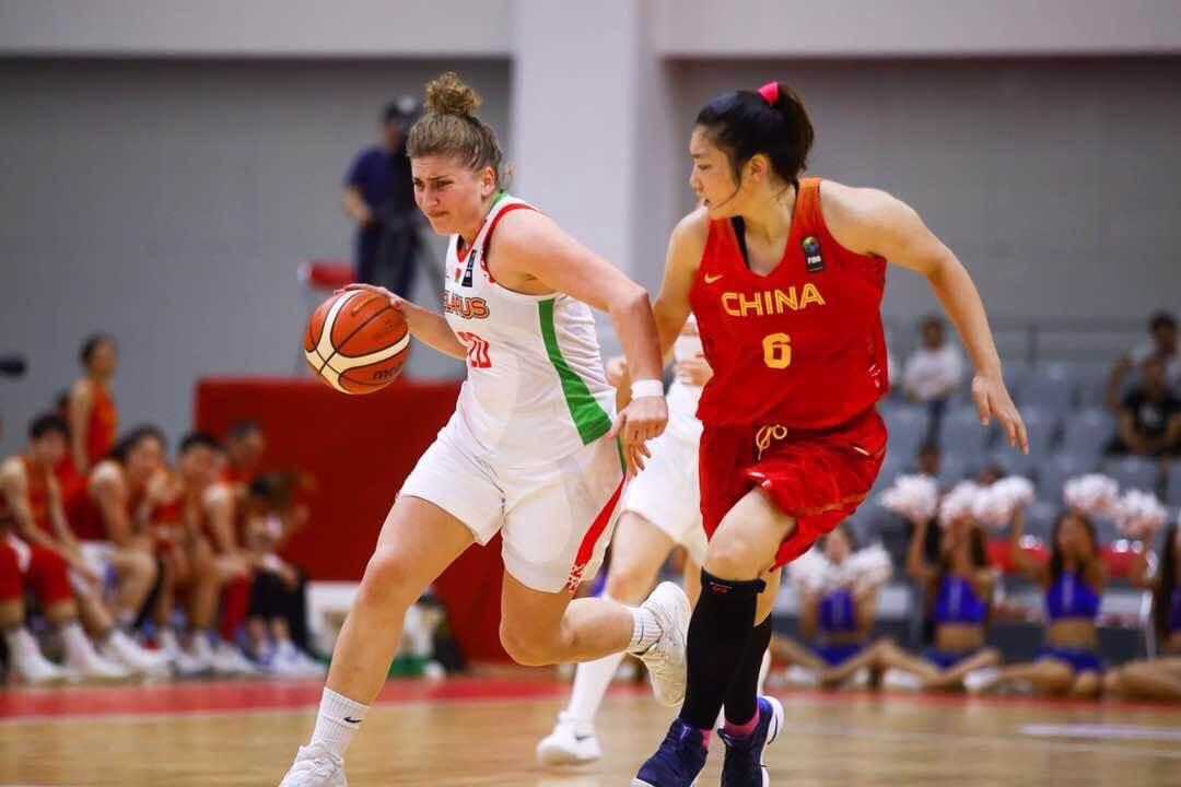 Пуэрто-Рико — Китай. Женщины. Прогноз на матч. 27.07.2021. Олимпийские Игры. Групповой этап