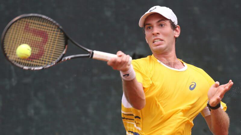 Лексингтон. ATP. Мужчины. 1/16 финала. Эмилио Гомес — Джейсон Кублер. 28.07.2021 г