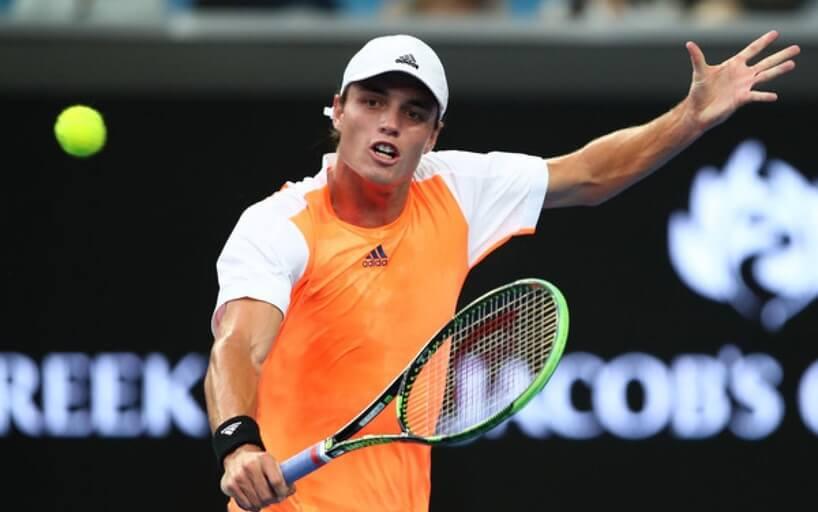 Атланта. ATP. Мужчины. 1/8 финала. Кристофер О`Коннел — Янник Синнер. 29.07.2021 г