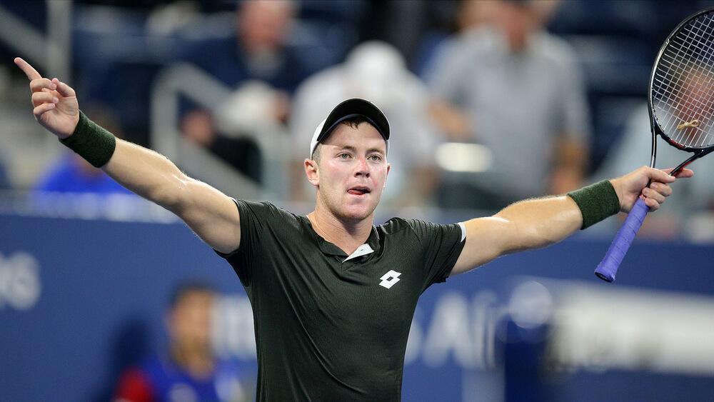 Атланта. ATP. Мужчины. 1/4 финала. Тэйлор Харри Фриц — Рейлли Опелка. 30.07.2021 г