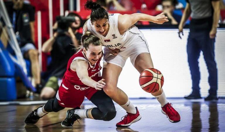 Южная Корея — Сербия. Женщины. Прогноз на матч. 01.08.2021. Олимпийские Игры. Групповой этап