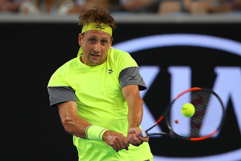 Вашингтон. ATP. Мужчины. 1/32 финала. Теннис Сандгрен — Джеймс Дакворт. 02.08.2021 г