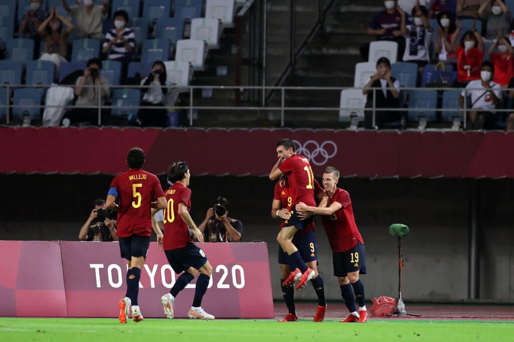 Япония — Испания. Прогноз на матч. 03.08.2021. Олимпийские Игры. Плей-офф