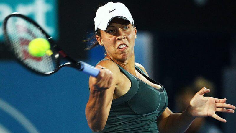 Сан-Хосе. WTA. Женщины. 1/8 финала. Чжан Шуай — Мэдисон Киз. 05.08.2021 г