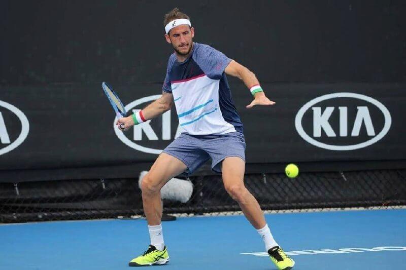 Больцано. ATP. Мужчины. 1/4 финала. Маттео Арнальди — Лука Ванни. 05.08.2021 г