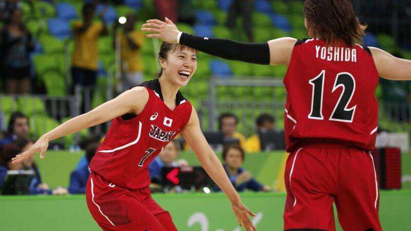 Япония — Франция. Женщины. Прогноз на матч. 06.08.2021. Олимпийские Игры. Плей-офф