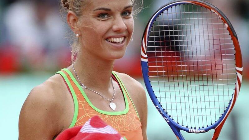 Сан-Бартоломе-де-Тирахана. WTA. Женщины. 1/4 финала. Аранча Рус — Диан Парри. 13.08.2021 г