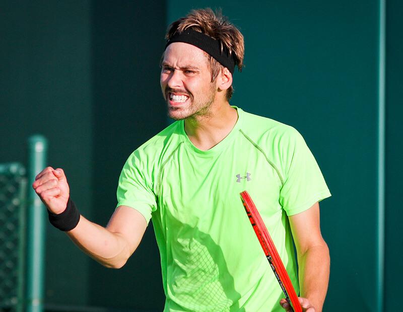 Люденшайд. ATP. Мужчины. 1/2 финала. Юлиан Ленц — Николас Харри. 21.08.2021 г.