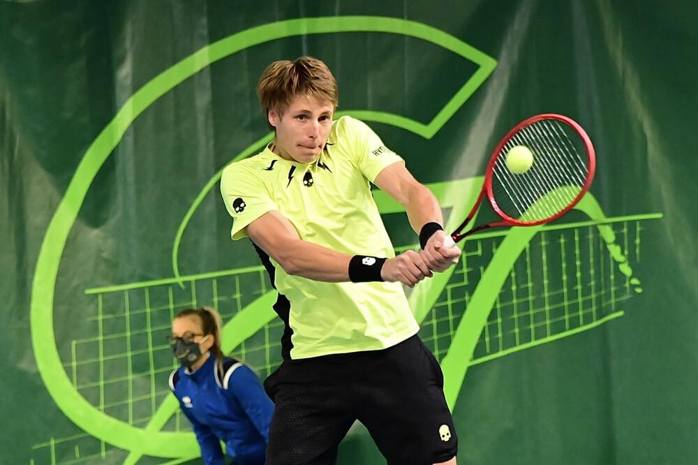 Уинстон-Салем. ATP. Мужчины. 1/32 финала. Андреас Сеппи — Илья Ивашка. 23.08.2021 г.