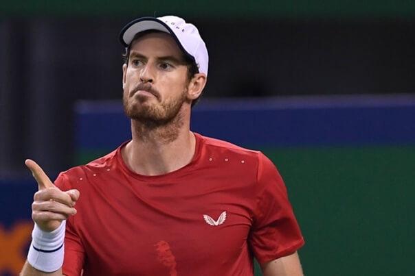 Уинстон-Салем. ATP. Мужчины. 1/16 финала. Фрэнсис Тиафо — Энди Маррей. 24.08.2021 г.