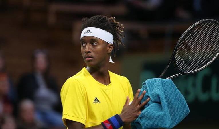 US Open. ATP. Мужчины. 1/64 финала. Дженсон Бруксби — Микаэль Имер. 31.08.2021 г.