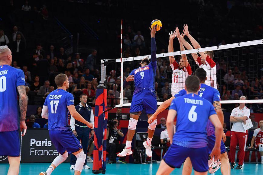 Франция — Словакия. Прогноз на матч. 03.09.2021. Чемпионат Европы. Мужчины. Групповой этап