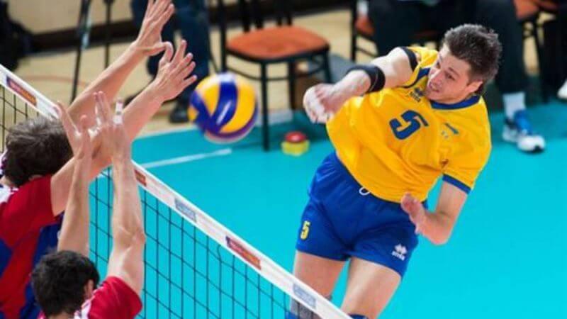 Украина — Сербия. Прогноз на матч. 03.09.2021. Чемпионат Европы. Мужчины. Групповой этап