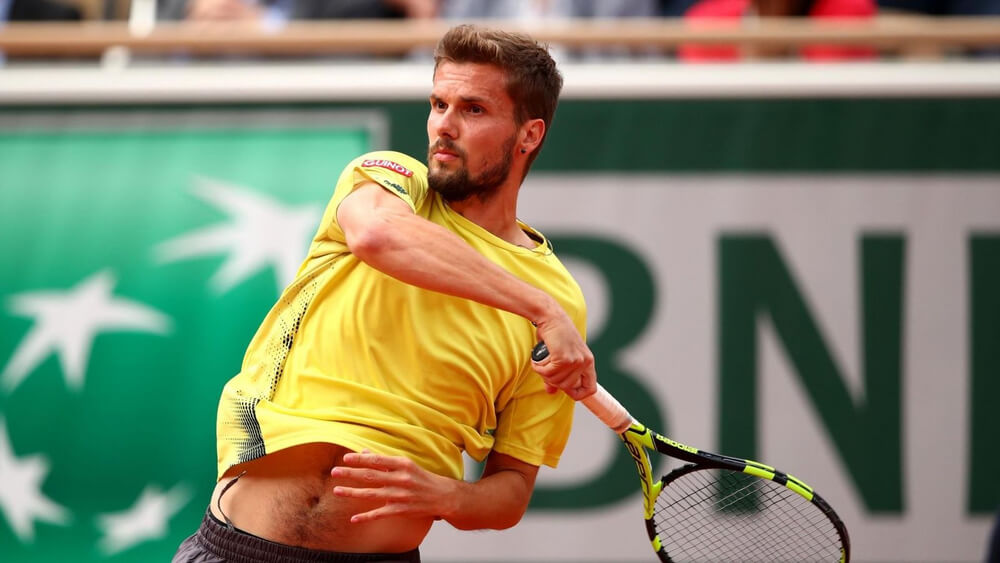 US Open. ATP. Мужчины. 1/16 финала. Андреас Сеппи — Оскар Отте. 04.09.2021 г.