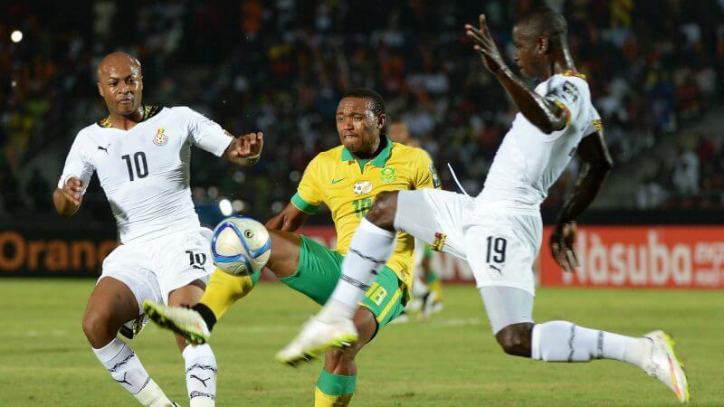 ЮАР — Гана. Прогноз на матч. 06.09.2021. Чемпионат Мира 2022. Отборочные матчи