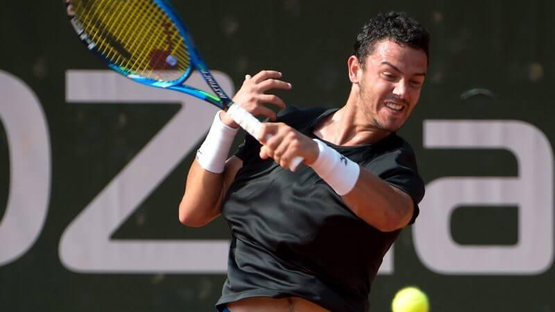 Кито. ATP. Мужчины. 1/16 финала. Эдуардо Эстеве — Гонсалу Оливейра. 14.09.2021 г
