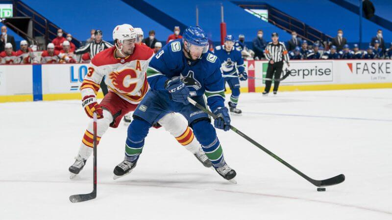 Ванкувер — Калгари. Прогноз на матч. 28.09.2021. НХЛ. Предсезонные матчи