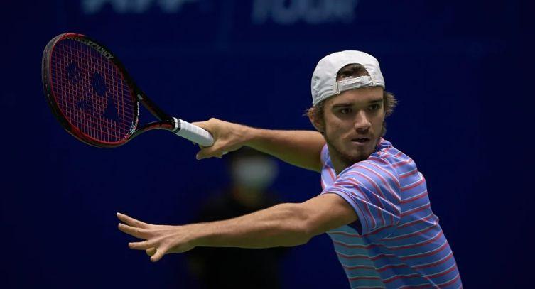 Муийрон-ле-Каптиф. ATP. Мужчины. 1/16 финала. Томаш Махач — Борна Гойо. 04.10.2021 г