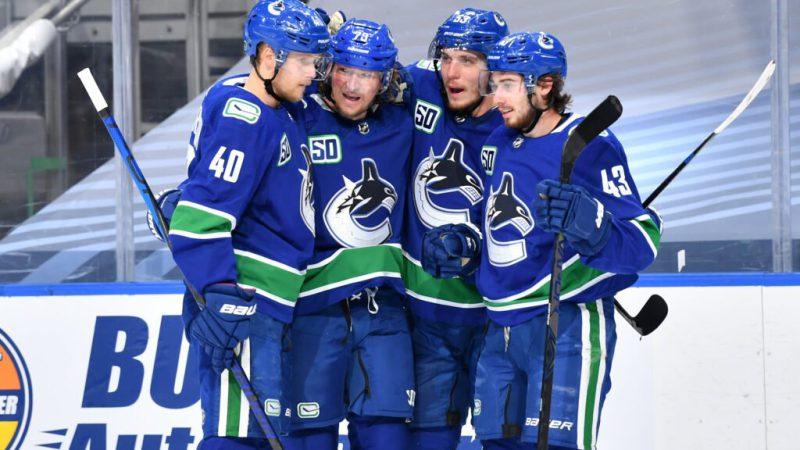 Ванкувер — Сиэтл. Прогноз на матч. 06.10.2021. НХЛ. Предсезонные матчи