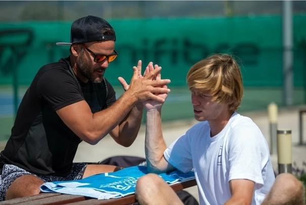 Индиан Уэллс. ATP. Мужчины. 1/32 финала. Андрей Рублев — Карлос Табернер. 10.10.2021 г