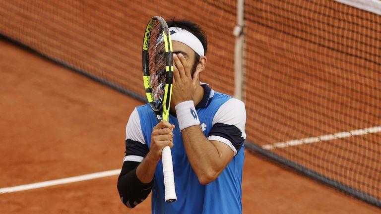 Неаполь. ATP. Мужчины. 1/8 финала. Лоренцо Джустино — Андрей Мартин. 13.10.2021 г