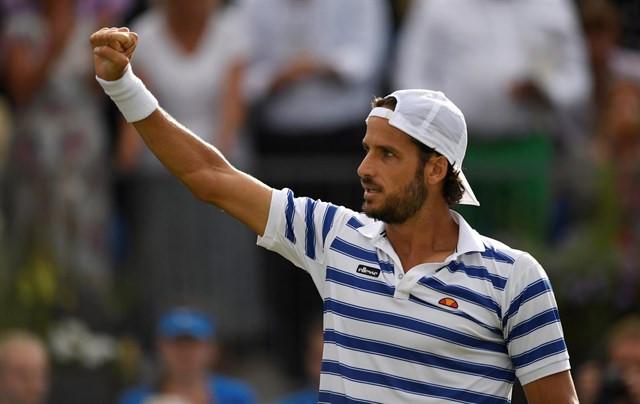 Аликанте. ATP. Мужчины. 1/8 финала. Фелисиано Лопес — Уго Гренье. 14.10.2021 г