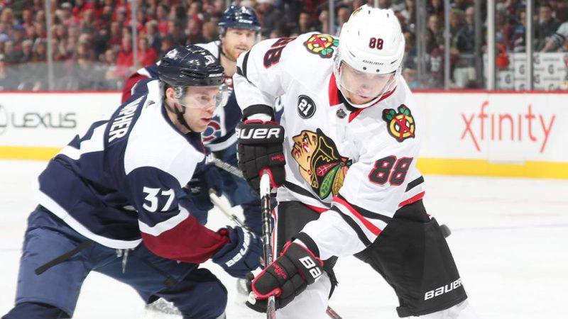 Колорадо — Чикаго. Прогноз на матч. 14.10.2021. НХЛ. Регулярный чемпионат