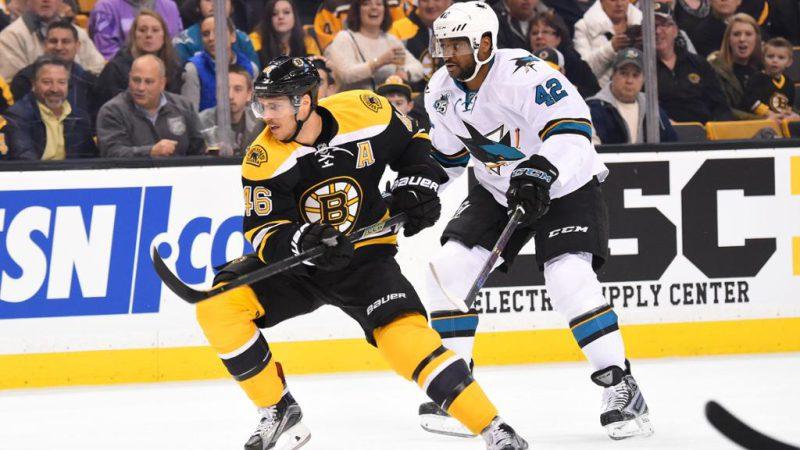 Бостон — Сан-Хосе. Прогноз на матч. 24.10.2021. НХЛ. Регулярный чемпионат