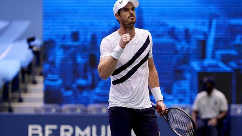 Вена. ATP. Мужчины. 1/16 финала. Хуберт Гуркач — Энди Маррей. 25.10.2021 г
